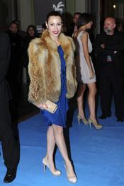 Natalia Verbeke en los premios Ondas 2010