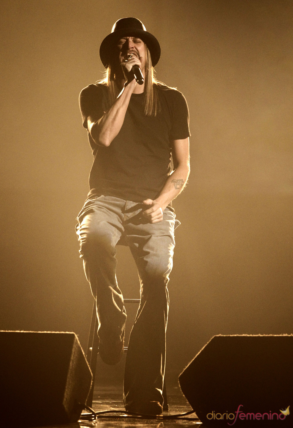 Kid Rock en los American Music Awards 2010