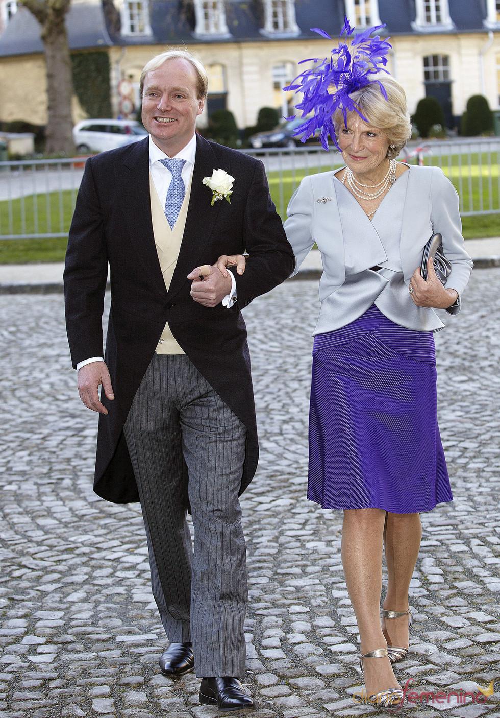 El Príncipe de Holanda se casa con una periodista