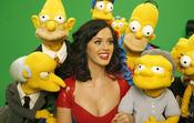 Katy Perry en 'Los Simpson'