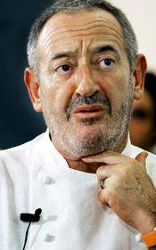 Carlos Arguiñano, homenajeado