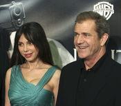 Mel Gibson y su ex novia, Oksana Grigorieva