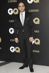Luis Tosar en los premios españoles GQ 2010