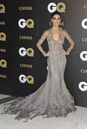 Raquel Sánchez en los premios españoles GQ 2010