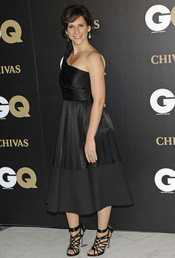 Malena Alterio en los premios españoles GQ 2010