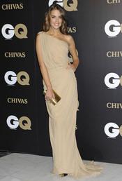 Clara Alonso en los premios españoles GQ 2010