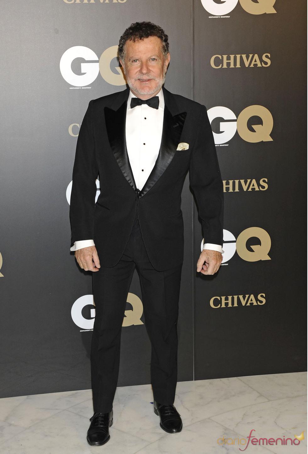 Pascua Ortega en los premios españoles GQ 2010