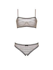 Conjunto ropa interior modelo Carrousel, de Etam