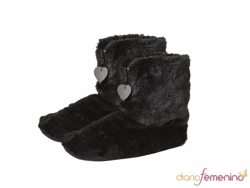 Zapatillas Furry de Etam