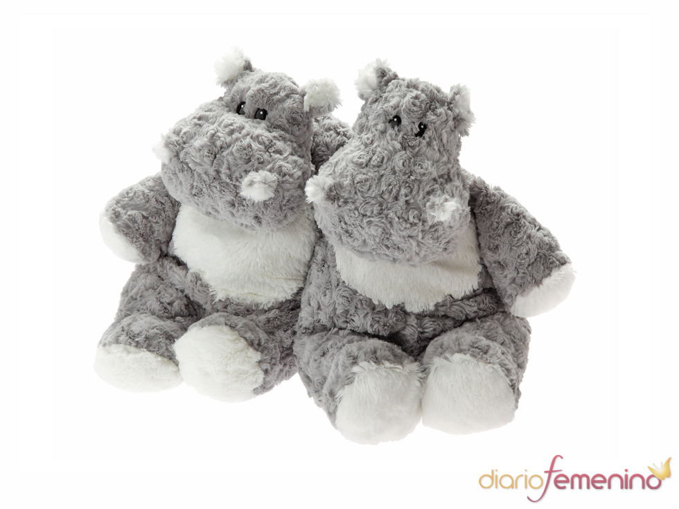Peluches Hippo de Etam