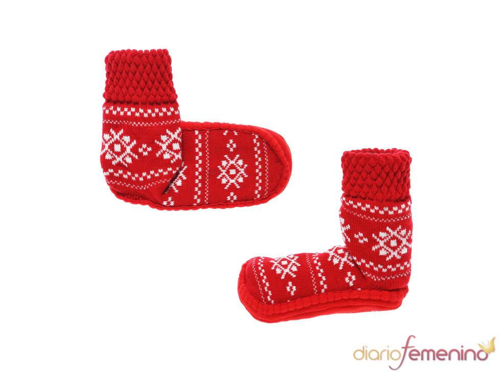 Calcetines para andar por casa de Etam