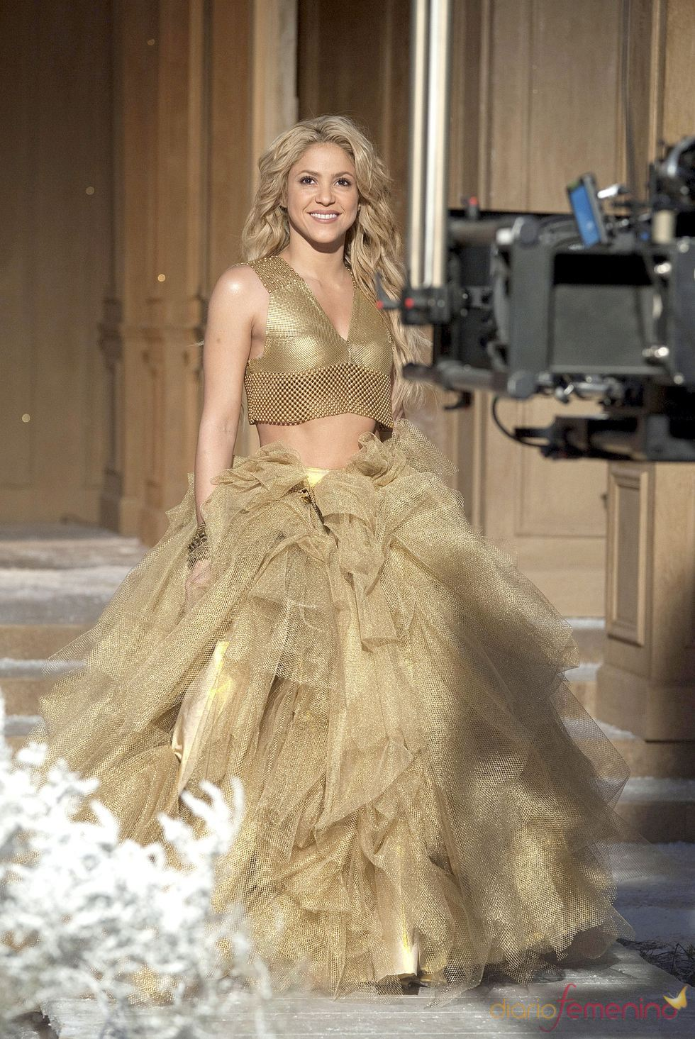 Shakira espectacula en el nuevo spot de Freixenet