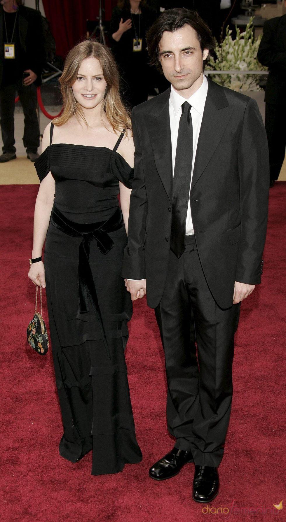 Jennifer Jason Leigh y Noah