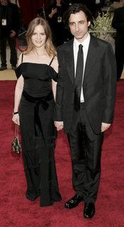 Jennifer Jason Leigh y Noah Baumbach