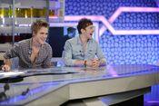 Los miembros de McFly se divierten en 'El hormiguero'