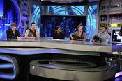 McFly actúa en directo para 'El Hormiguero'
