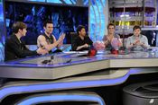 Los británicos McFly visitan 'El Hormiguero'