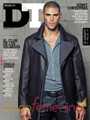Víctor Valdés portada de la revista DT