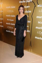 Marilo Montero en los Premios Marie Claire 2010