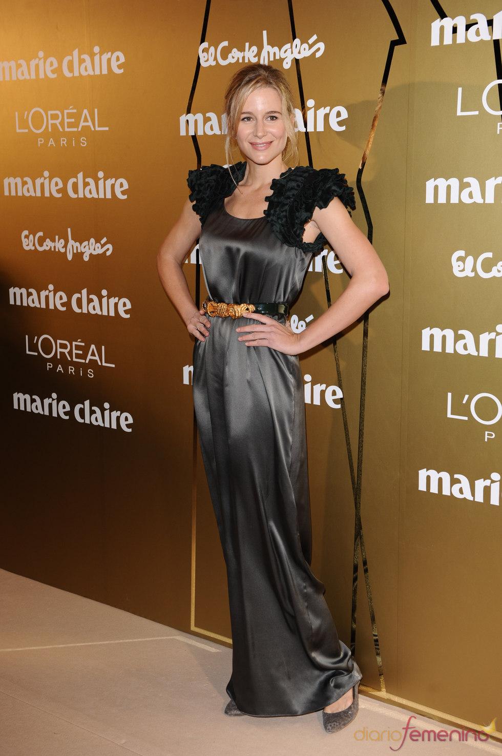 María León en los Premios Marie Claire 2010