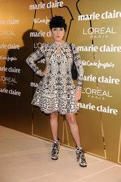 Rossy de Palma en los Premios Marie Claire 2010