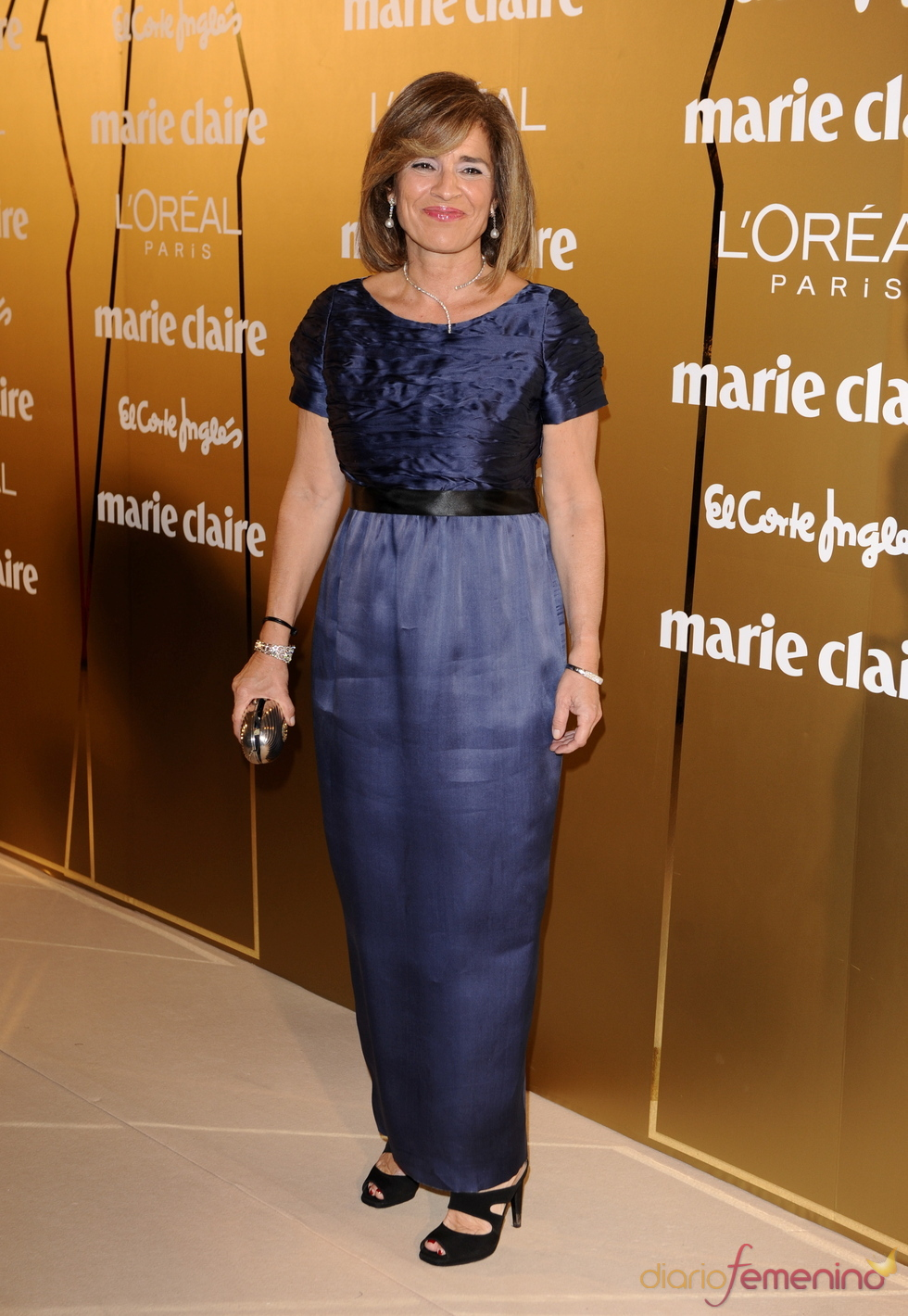 Ana Botella en los Premios Marie Claire 2010