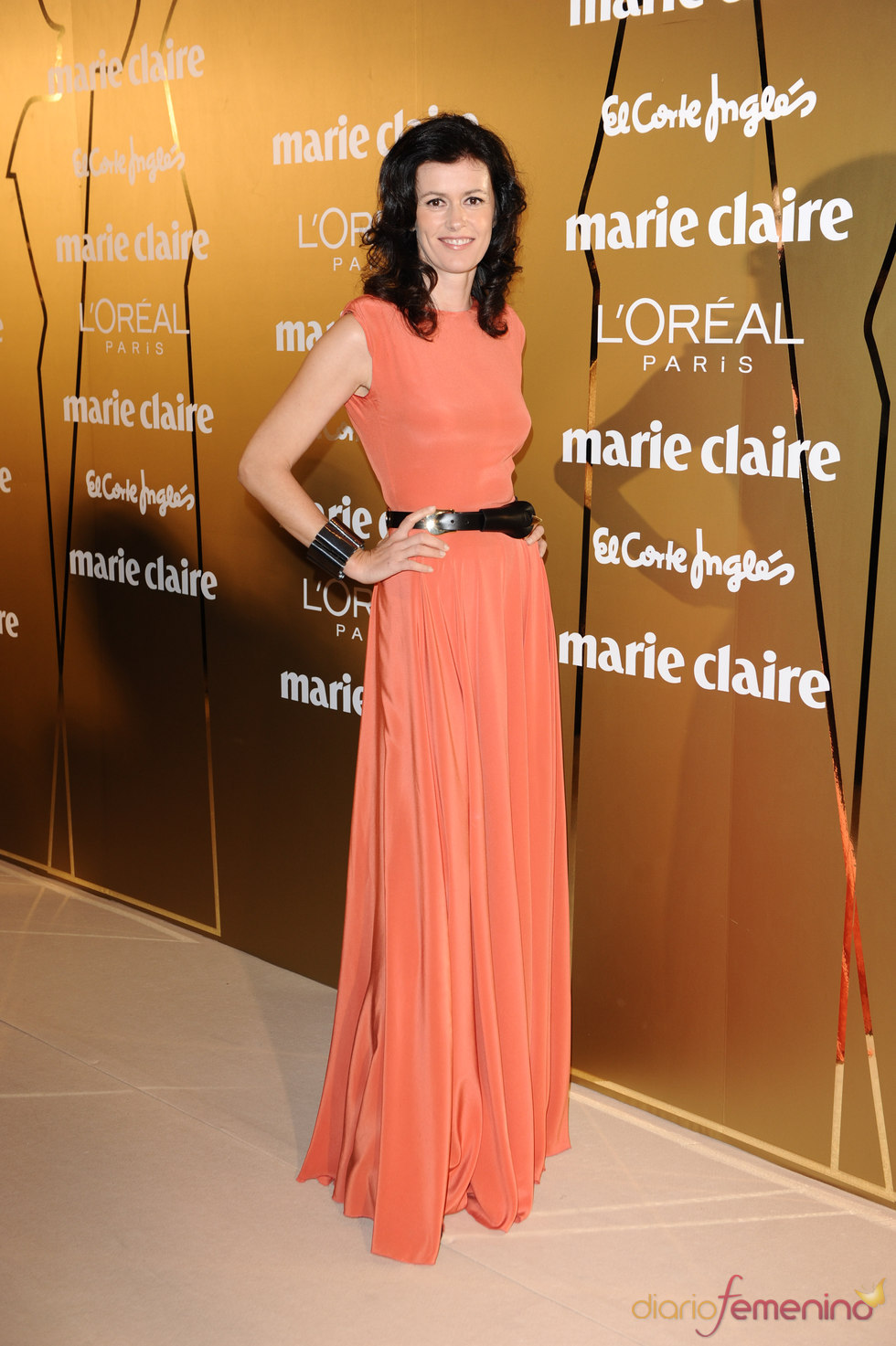 Muria March en los Premios Marie Claire 2010