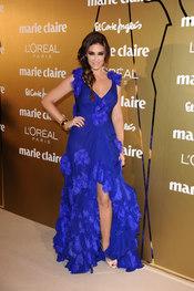 Vicky Martín Berrocal en los Premios Marie Claire 2010