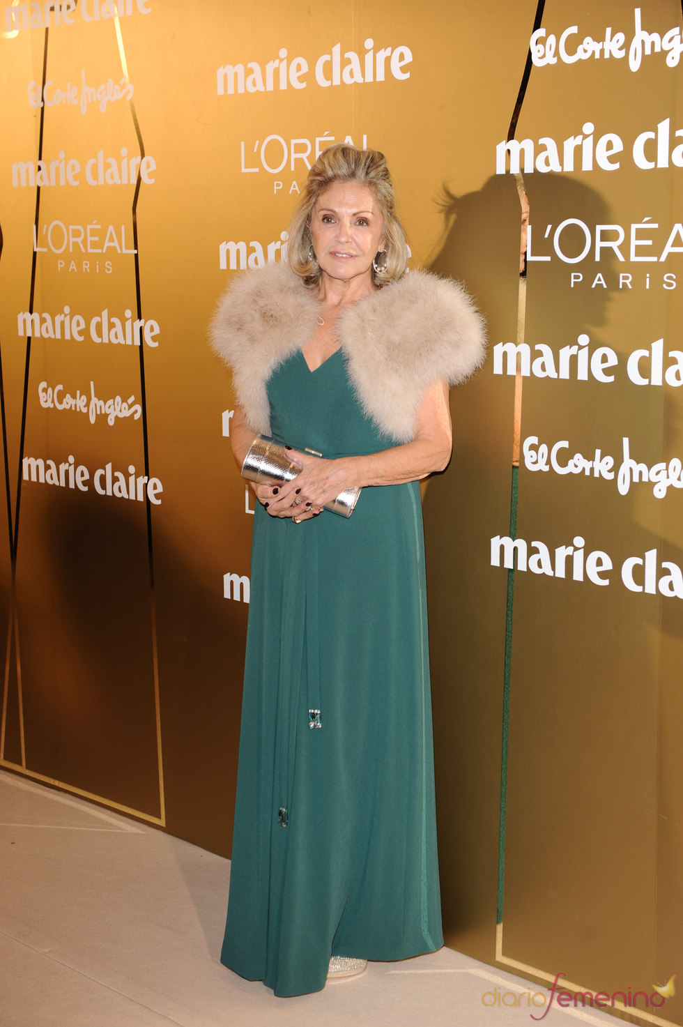 Beatriz de Orleans en los Premios Marie Claire 2010