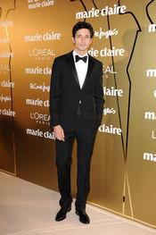 Andrés Velencoso en los Premios Marie Claire 2010