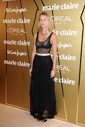 Vanessa Lorenzo en los Premios Marie Claire 2010