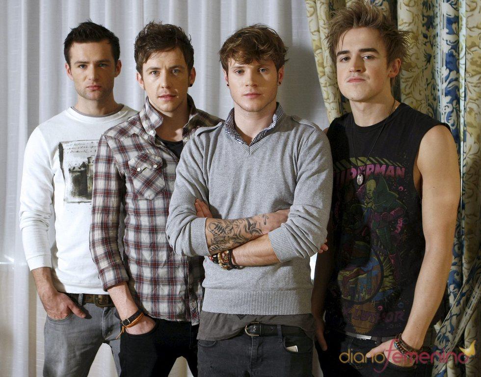 McFly lanzan 'Above de noise'