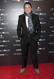 Carlos Bardem en el estreno de 'Entrelobos'