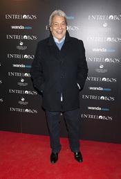 Sancho Gracia en el estreno de 'Entrelobos'