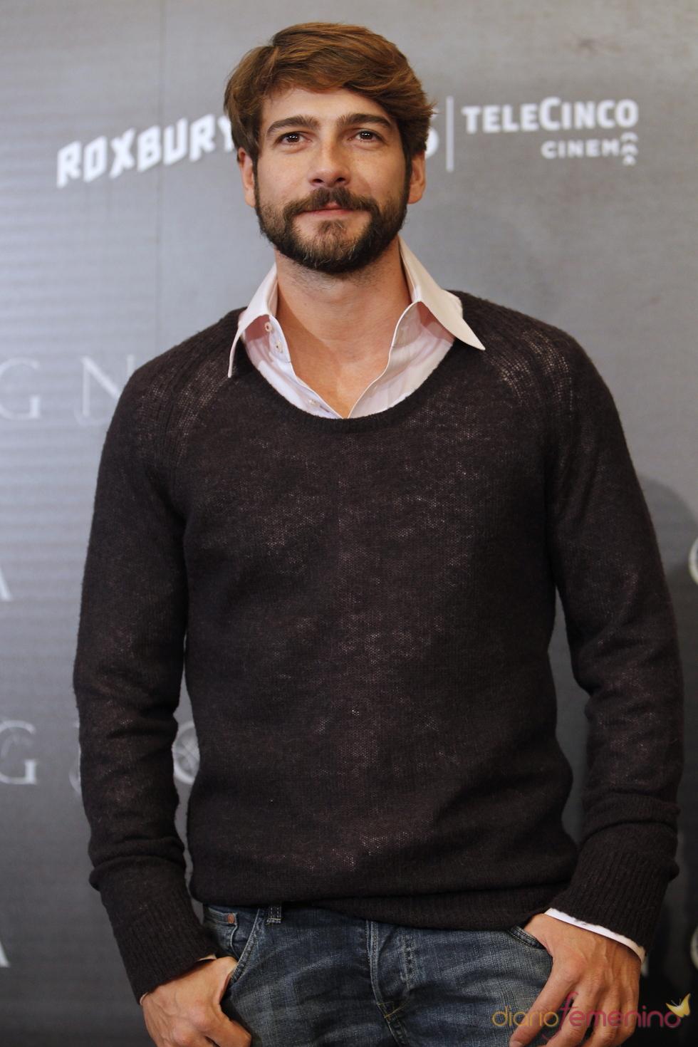Félix Gómez, protagonista de 'República'