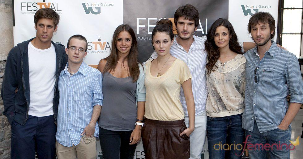 'El internado' inagura una exposición sobre la serie en Madrid