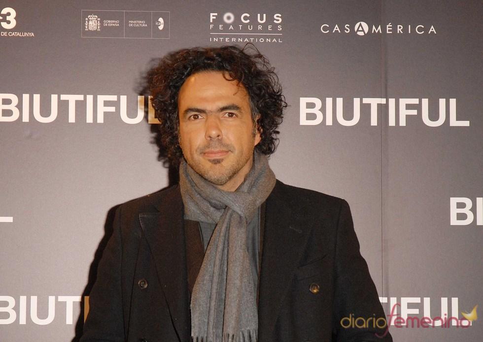 Alejandro González Iñárritu estrena 'Biutiful'