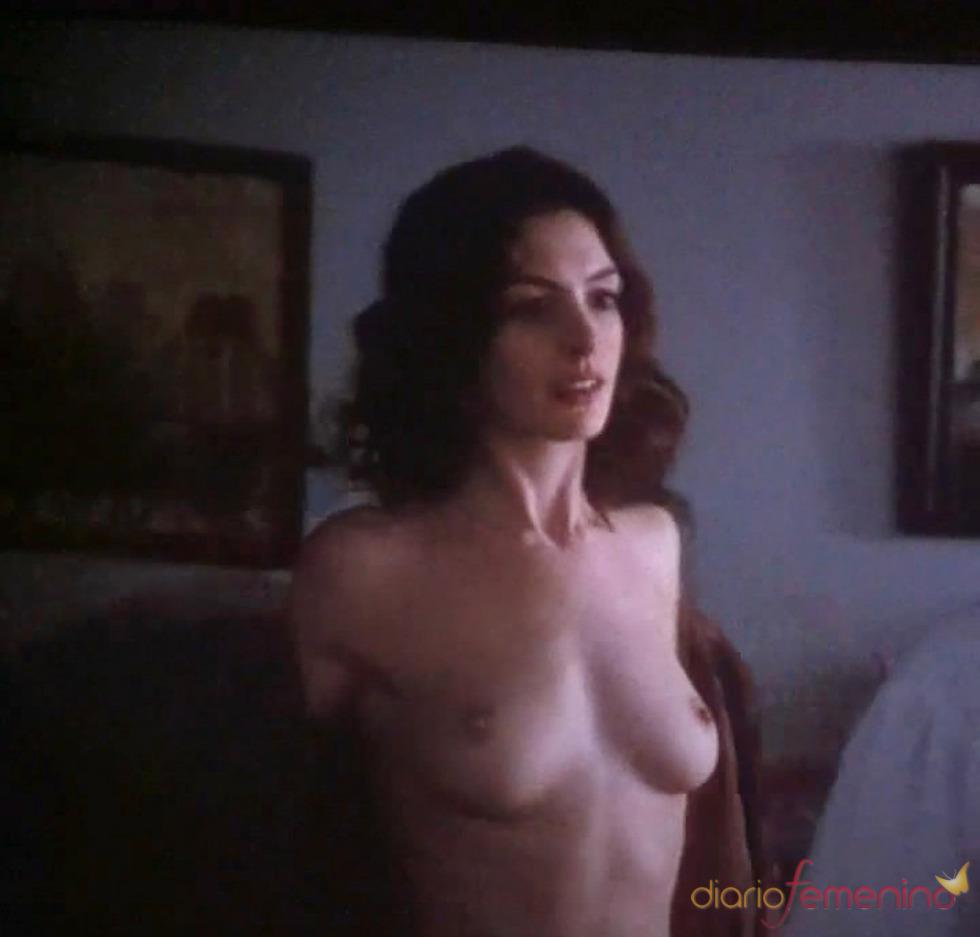 Actriz amor haciendo escena desnuda sexo