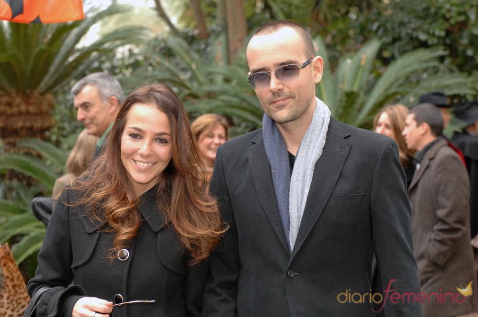Risto Mejide y Ruth Jiménez en los Premios Protagonistas 2010
