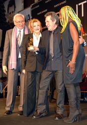 Entrega de los Premios Protagonistas 2010