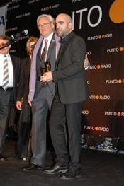 Luis Tosar, galardonado en los Premios Protagonistas 2010
