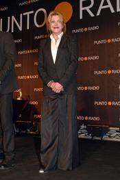 La Baronesa Thyssen en los Premios Protagonistas 2010