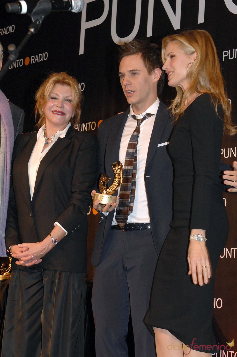 Christian Gálvez, galardonado en los Premios Protagonistas 2010