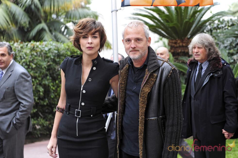 Sandra Barneda y Jordi Rebellón en los Premios Protagonistas 2010