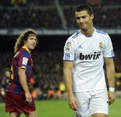 Cristiano Ronaldo, humillado en el clásico