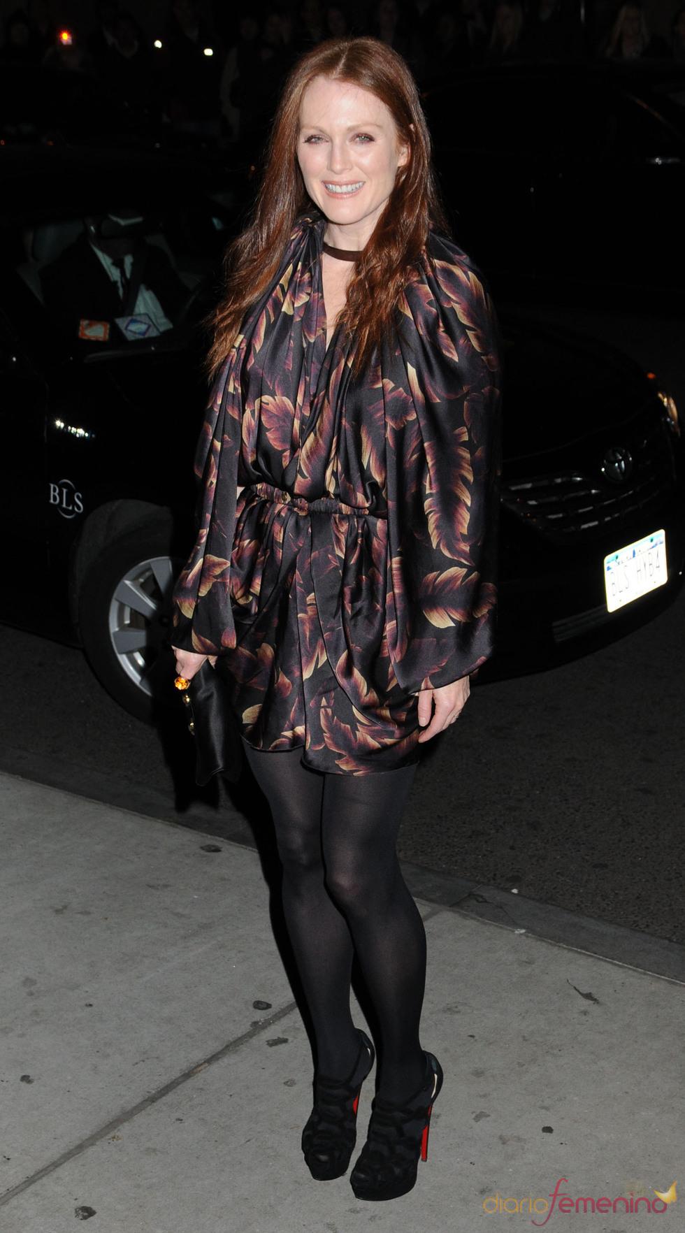 Julianne Moore en la vigésima edición de los premios Gotham