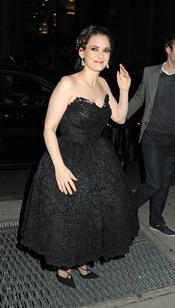Winona Ryder en la ceremonia de los premios Gotham en Nueva York
