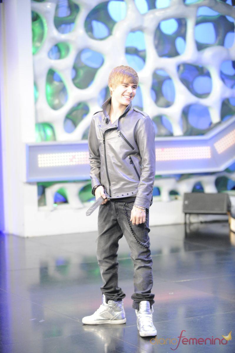 Justin Bieber, llega a 'El Hormiguero'