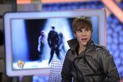 Justin Bieber sorprendido en 'El Hormiguero'