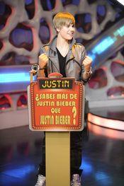 ¿Sabes más de Justin Bieber que Justin Bieber?